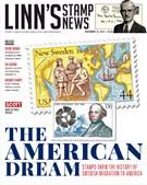 Linn's Stamp News Magazine 11/18/2019