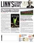 Linn's Stamp News Magazine 12/2/2019