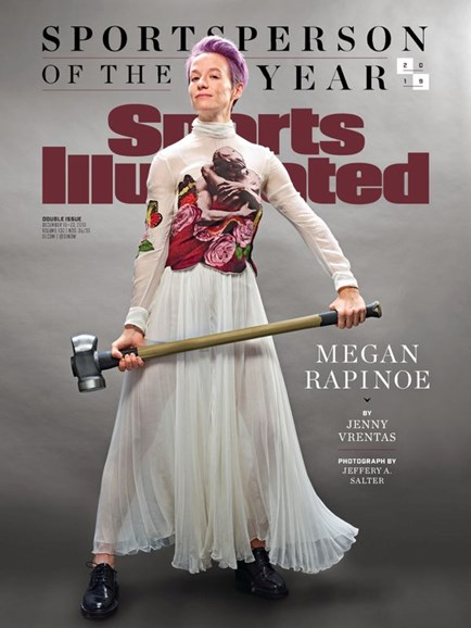 Sports Illustrated Cover - 12/16/2019