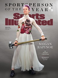 Sports Illustrated Magazine   12/16/2019 Cover