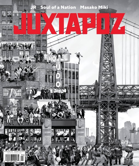 Juxtapoz Cover - 1/1/2020
