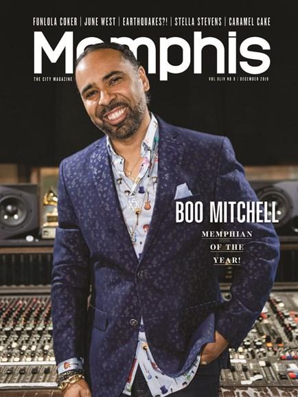 Memphis Cover - 12/1/2019