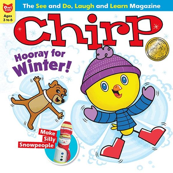 Chirp Cover - 12/1/2019