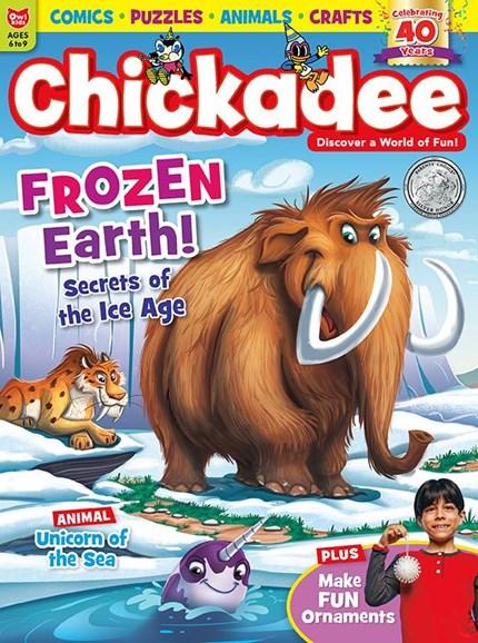 chickaDEE Cover - 12/1/2019