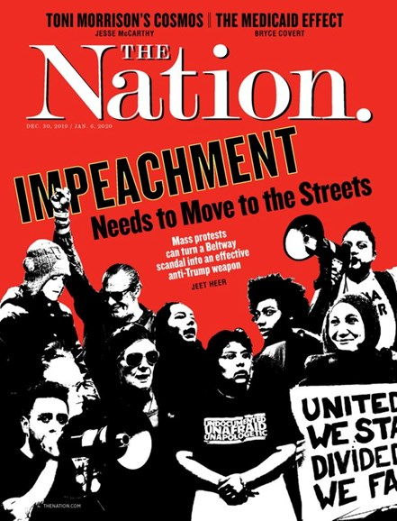 The Nation Cover - 12/30/2019