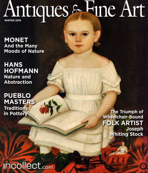 Antiques & Fine Art Cover - 12/1/2019