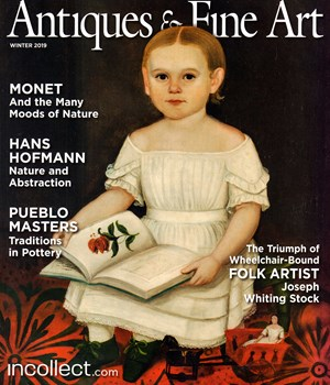 Antiques and Fine Art Magazine | 12/2019 Cover