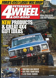 4 Wheel & Off-Road | 2/2020 Cover