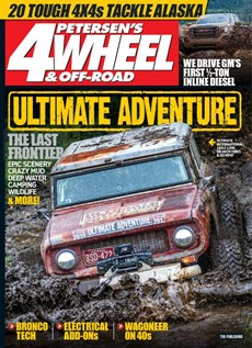 4 Wheel & Off-Road | 1/2020 Cover
