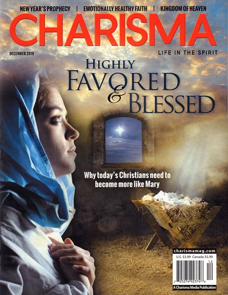 Charisma Cover - 12/1/2019