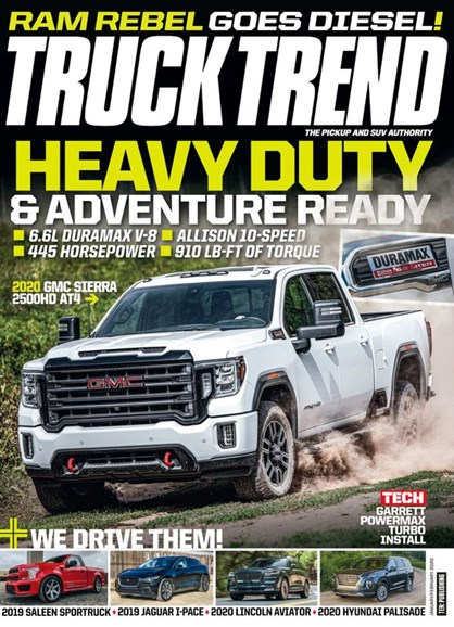 Truck Trend Cover - 1/1/2020