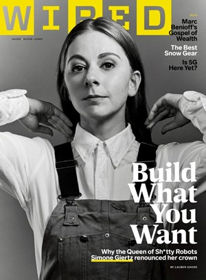 Wired | 1/2020 Cover