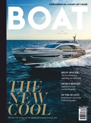 Showboats International Magazine | 12/2019 Cover