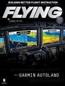 Flying Magazine | 1/2020 Cover