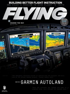 Flying Magazine | 1/2020 Cover