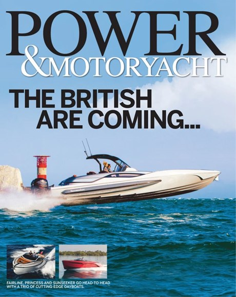 Power & Motoryacht Cover - 1/1/2020