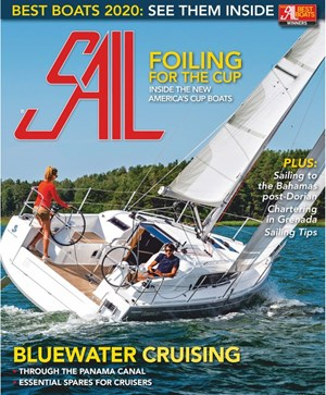 Sail Magazine | 1/2020 Cover