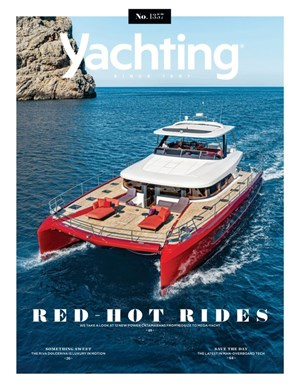 Yachting Magazine | 1/2020 Cover