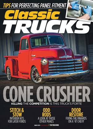 Classic Trucks Magazine | 3/1/2020 Cover