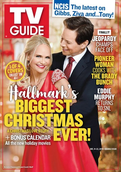 TV Guide Cover - 12/9/2019