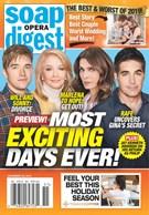 Soap Opera Digest Magazine 12/23/2019