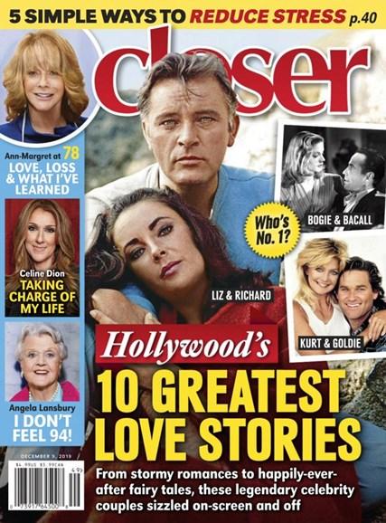 Closer Cover - 12/9/2019