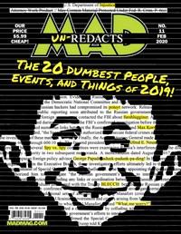 Mad Magazine | 2/2020 Cover