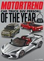 Motor Trend Magazine | 1/2020 Cover