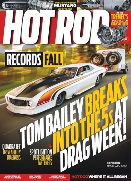 Hot Rod Cover - 2/1/2020