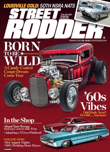 Street Rodder Cover - 2/1/2020