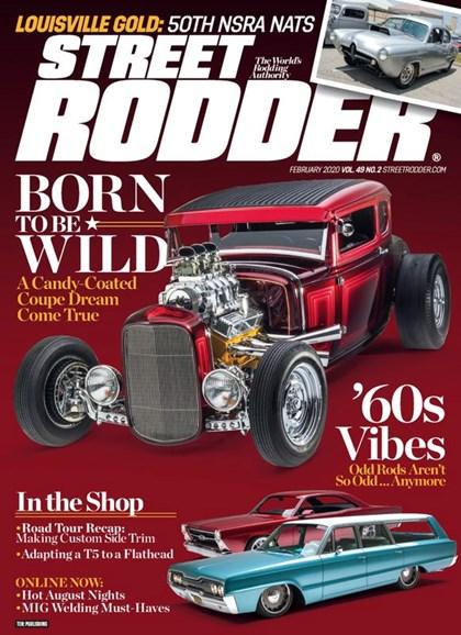 Street Rodder Cover - 2/1/2020