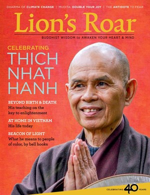 Shambhala Sun Magazine | 1/2020 Cover