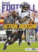 Beckett Football  Magazine 2/1/2020