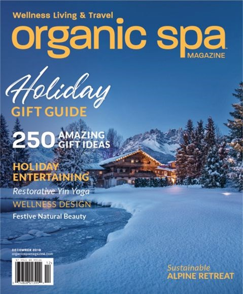 Organic Spa Cover - 12/1/2019