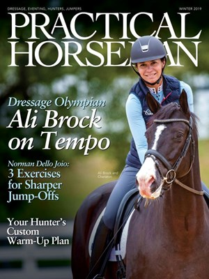 Practical Horseman Magazine | 12/2019 Cover