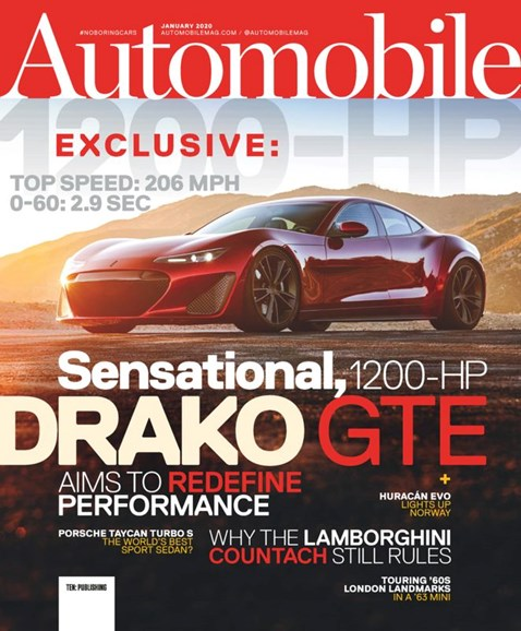 Automobile Cover - 1/1/2020