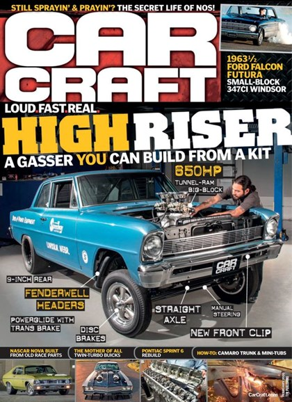 Car Craft Cover - 2/1/2020
