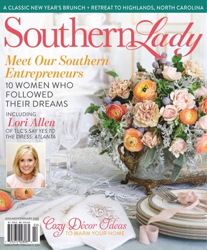 Southern Lady Magazine | 1/2020 Cover