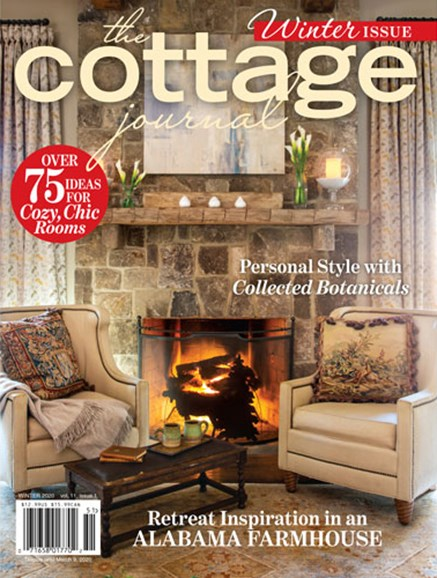 The Cottage Journal Cover - 1/1/2020
