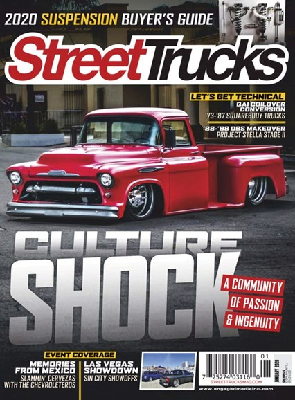 Street Trucks Cover - 1/1/2020