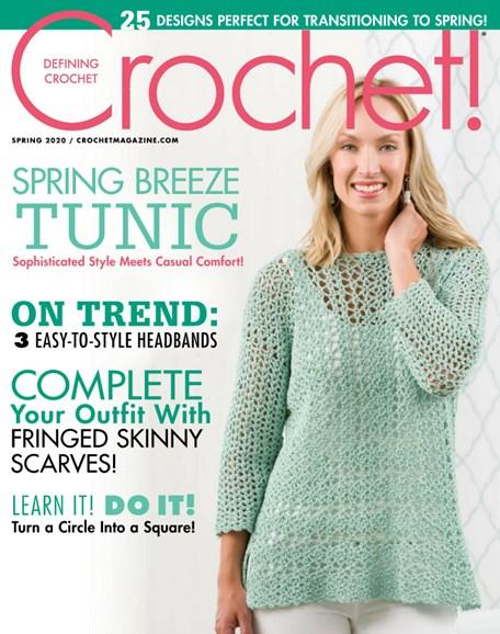 Crochet! Cover - 3/1/2020
