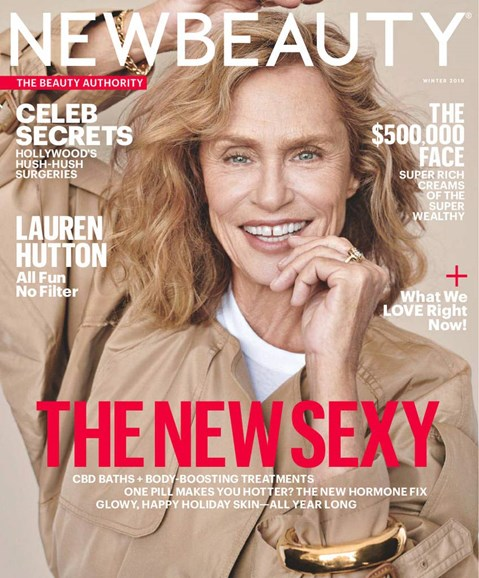 New Beauty Cover - 12/1/2019