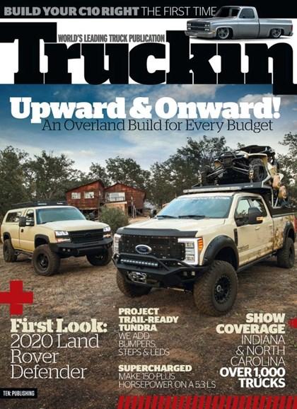 Truckin' Cover - 2/1/2020