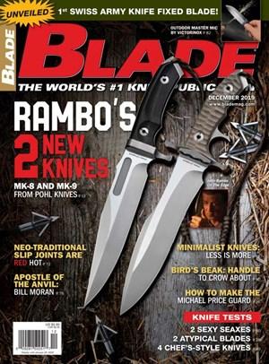 Blade Magazine | 12/2019 Cover