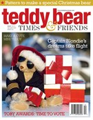 Teddy Bear Times and Friends Magazine 12/1/2019