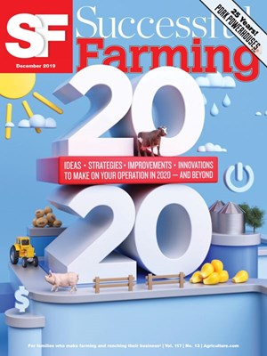 Successful Farming Magazine | 12/1/2019 Cover