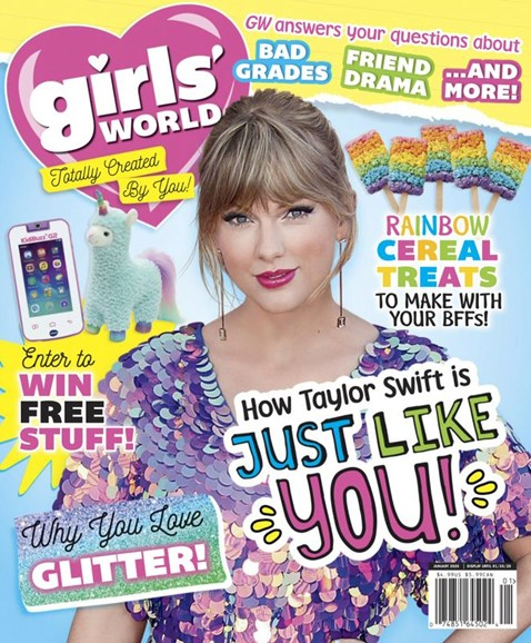 Girls' World Cover - 1/1/2020