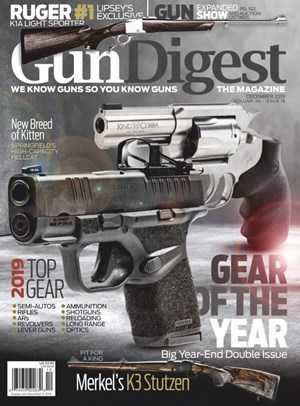 Gun Digest Magazine | 12/1/2019 Cover