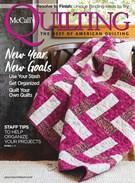 Mccall's Quilting Magazine 1/1/2020
