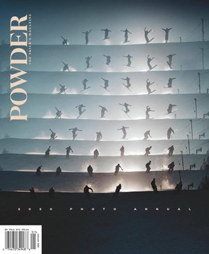Powder | 1/2020 Cover